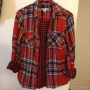 the perfect checkered shirt